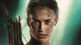 Download TOMB RAIDER Trailers & Behind The Scenes Clips - Alicia Vikander (2018) Video