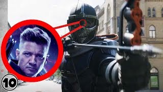 Download Top 10 Black Widow Easter Eggs You Missed In The Teaser Trailer Video