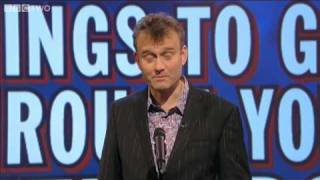 Download Unlikely Things To Get Through Your Letterbox - Mock the Week - Series 8 Episode 5 Preview - BBC Two Video