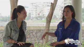 Download Vietnamese pop star Anna Truong chats to Jamaica dela Cruz [SBS PopAsia] Video