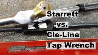Download BOLTR: Starrett Tap Wrench Video