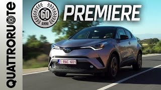 Download Toyota C-HR: il test drive di Quattroruote - Exclusive Premiere Video