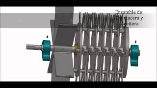 Download Maquina Trituradora SolidWorks 2010 Video