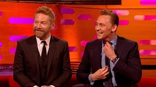 Download Tom Hiddleston's audition for Thor - The Graham Norton Show: Episode 2 - BBC One Video