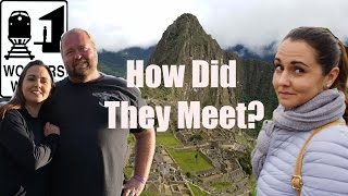 Download How Did Mark & Jocelyn of Wolters World Meet? Video