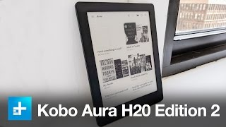 Download kobo Aura H2O Edition 2 - Hands On Review Video