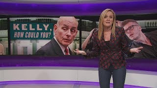 Download John Kelly Is NOT The Adult | November 1, 2017 Act 1 | Full Frontal on TBS Video
