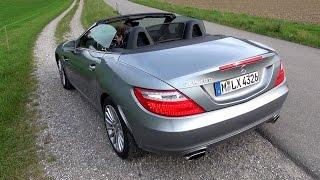 Download 2014 Mercedes SLK 200 184 HP Test Drive Video