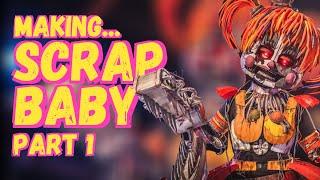 Download Making Scrap Baby cosplay PART 1 Video