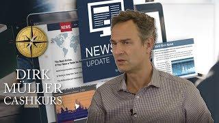 Download Daniele Ganser über Manipulationen der Presse und die Bevölkerungsentwicklung | Cashkurs Video