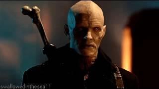 Download The Strain: Badass Mr. Quinlan in Season Three Video