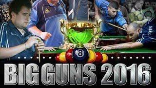 Download Mick Hill v Marc Robertson | FINAL | Big Guns 8 Ball 2016 Video