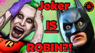 Download Film Theory: Is Suicide Squad's Joker ACTUALLY Batman's Boy Wonder? Video