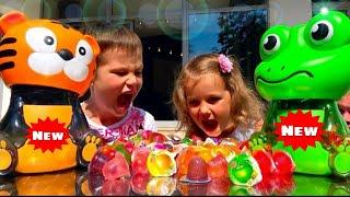 Download Смешные ПРАНКИ Супер розыгрыши для Люды и Инны Жвачки Конфеты Fanta Bubble Gum Video