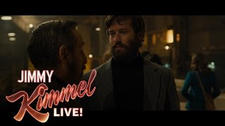 Download Armie Hammer on New Film Free Fire Video