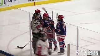 Download PWHL - Toronto Aeros vs Kitchener-Waterloo Rangers Video