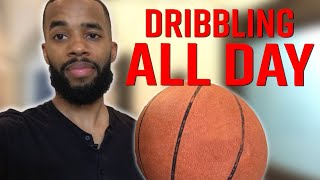 Download I Dribbled A Basketball For An Entire Day Video