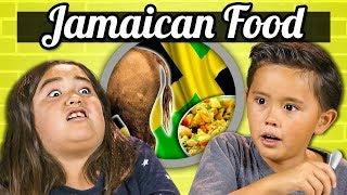 Download KIDS EAT JAMAICAN FOOD   Kids Vs. Food Video
