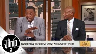 Download Paul Pierce on the time he experienced the Warriors score 50 points in a quarter | The Jump | ESPN Video