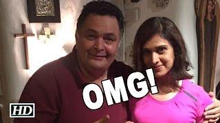 Download Rishi Kapoor fails to recognise Meenakshi Seshadri Video