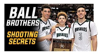 Download Ball Brothers Shooting Secrets: Lonzo | LiAngelo | LaMelo Video