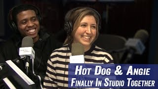 Download Hot Dog & Angie Finally In Studio Together - Jim Norton & Sam Roberts Video