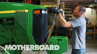 Download Tractor Hacking: The Farmers Breaking Big Tech's Repair Monopoly Video