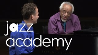 Download Jazz Theory with Barry Harris, Part One Video