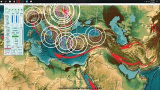 Download 6/19/2018 - West Coast USA Volcanoes hit by earthquake activity - Pacific plate in motion Video
