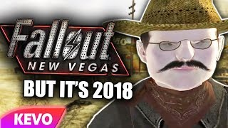 Download Fallout New Vegas but it's 2018 Video