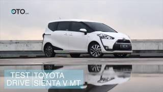 Download Toyota Sienta V MT | Road Test | OTO Video