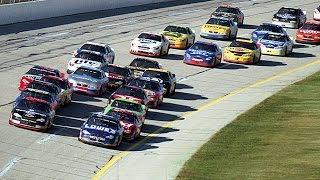 Download Relive the final laps from Earnhardt's 76th win Video