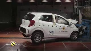 Download Euro NCAP Crash Test of Kia Picanto Video