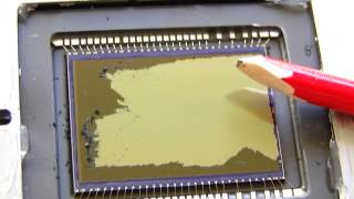 Download CFA removal from Canon 350D CMOS sensor Video