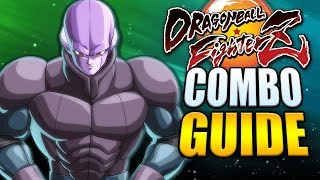 Download HIT Best Combos - Easy to Advanced! - Dragon Ball FighterZ Video