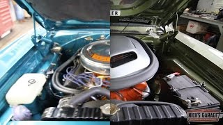 Download 'Cuda VS Road Runner - Engine Sounds of Spring Video