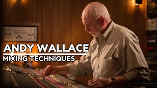 Download Music Production - Andy Wallace Mixing Techniques Video