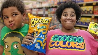 Download GOO GOO GAGA PRETEND PLAY SHOPPING AT TARGET! Learn to Healthy Foods Video