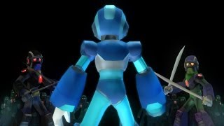 Download Megaman X Fanimation by Shane Newville | Rooster Teeth Video