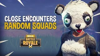 Download NEW MODE Close Encounters Random Squads!! - Fortnite Battle Royale Gameplay - Ninja Video