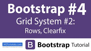 Download Bootstrap - How To Group Columns With Rows Video