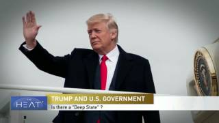 Download The Heat: Is there a ″deep state″ or shadow government? Pt 1 Video