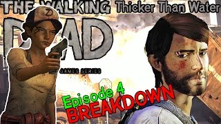 Download EPISODE 4 BREAKDOWN+Easter EGG!Thicker Than Water:The Walking Dead Season 3 Episode 4 Trailer Video