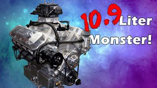Download 665 Cubic Inch (10.9 Liters!) Monster Big Block Engine Build w/ Prestige Motorsports Video