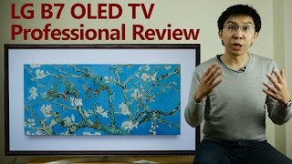 Download LG B7 2017 OLED TV Professional Expert Review Video