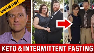 Download Lost 80 Pounds on Keto & Intermittent Fasting: Dr. Berg Skype Video