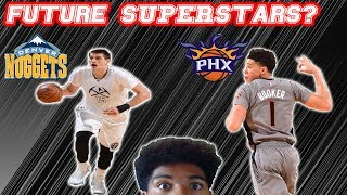 Download DEVIN BOOKER SUPERSTAR THIS YEAR? NIKOLA JOKIC ALL STAR? Video