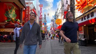 Download Osaka Street Food Guide: Dotonbori ★ ONLY in JAPAN #23 大阪道頓堀食い倒れ挑戦 Video