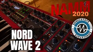 Download NAMM 2020: Nord Wave2 Video