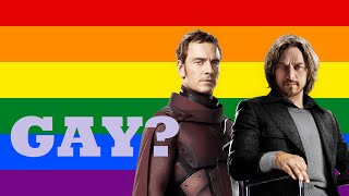 Download Are They Gay? - Professor X and Magneto Video